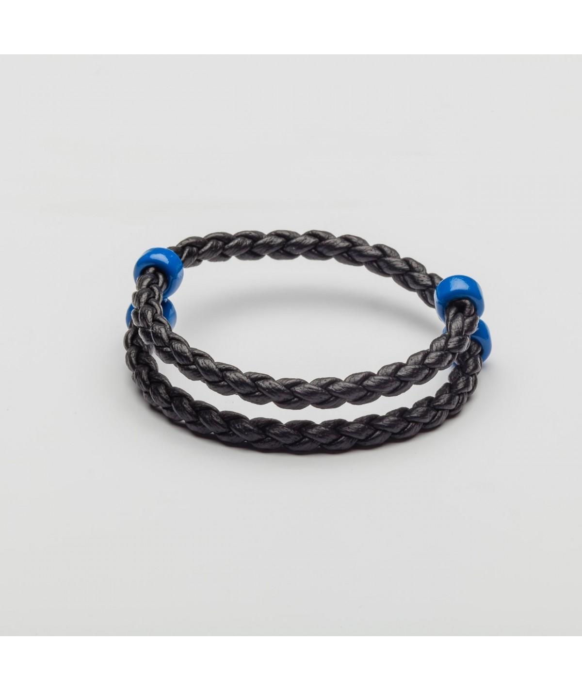 Pulsera Awa Azul