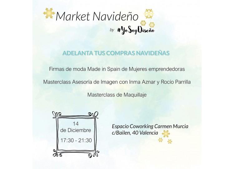 Tribus en el Market Navideño de Valencia